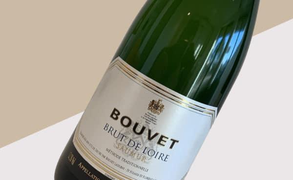 """Saumur Brut de Loire """"Bouvet"""" Methode traditionnelle"""