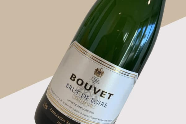 "Saumur Brut de Loire ""Bouvet"" Methode traditionnelle"
