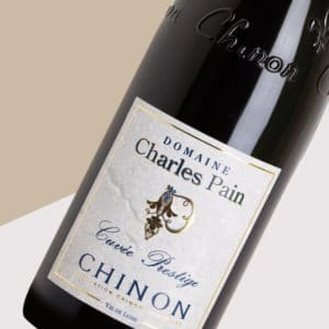"Chinon Cuvée Prestige ""Domaine Charles Pain"""