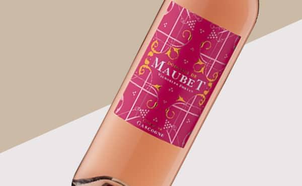 """Gascogne rosé """"Domaine de Maubet"""""""