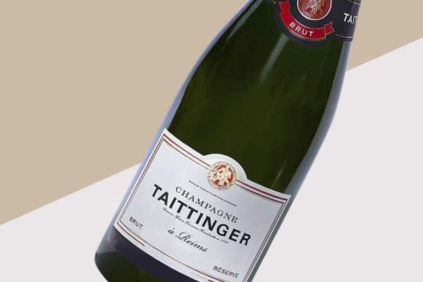 """Champagne """"Taittinger"""" Brut Prestige"""